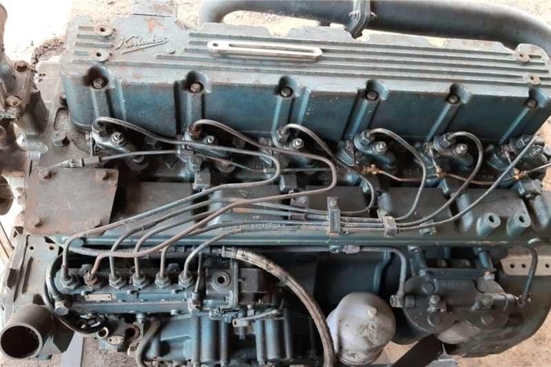 Kirloskar 6R1080T Engine Generator
