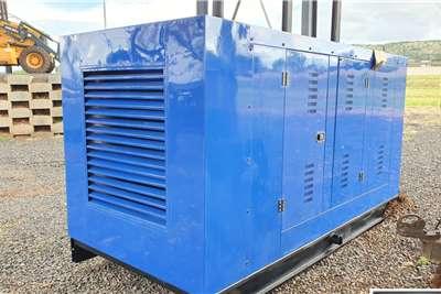 RELIANT 240 KVA 3 PHASE SILENT DIESELGENERATOR Generator
