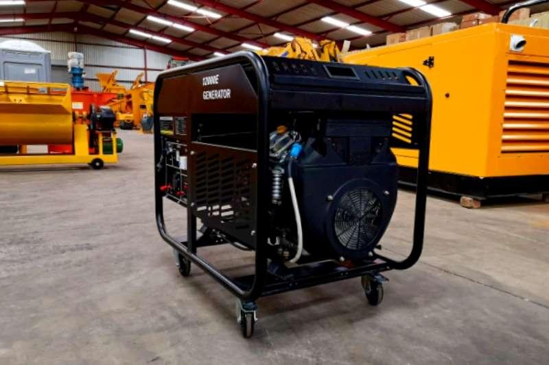 2020 Sino Plant  12kva 220v Petrol Generator