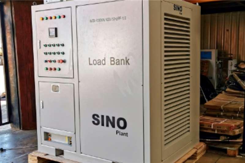 2020 Sino Plant  Generator Load Tester 300kw