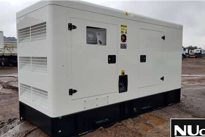 Generator WEIFANG 125KVA SILENT DIESEL GENERATOR