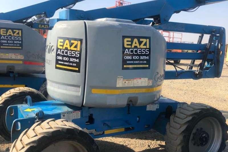 Genie Genie Z45   450a 0021 15m Diesel Boom Lift. Boom lifts