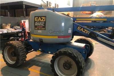 Genie Genie Z45   450a 007315m Diesel Boom Lift. Boom lifts