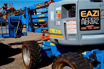 Genie Genie Z51   510a 000717m Diesel Boom Lift. Boom lifts