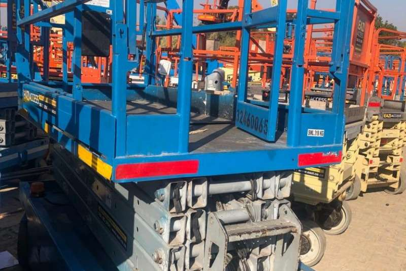 Genie Scissor lifts Fleet Number 3246 0065 2006