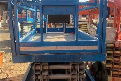 Genie Genie 2646 9.7m Electric Scissor Lift. Scissor lifts
