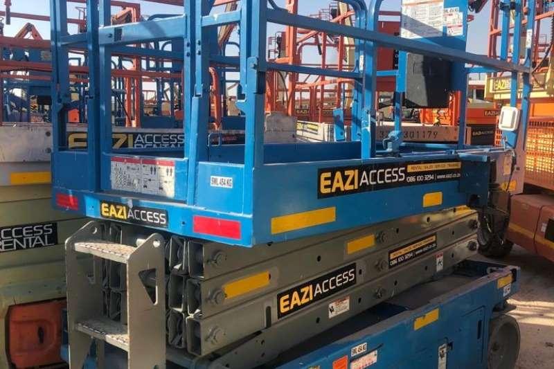 Genie Scissor lifts Genie 2646 9.7m Electric Scissor Lift. 2005