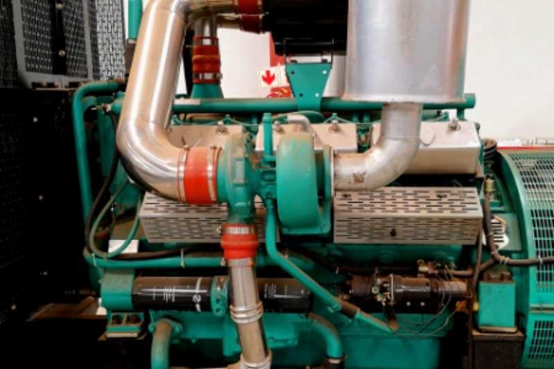 2020 Sino Plant  1000 KVA Generator 380V Diesel Open Set