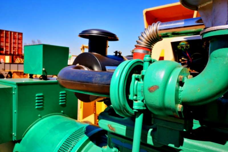 2020 Sino Plant  200 KVA Generator 380V Diesel Open Set