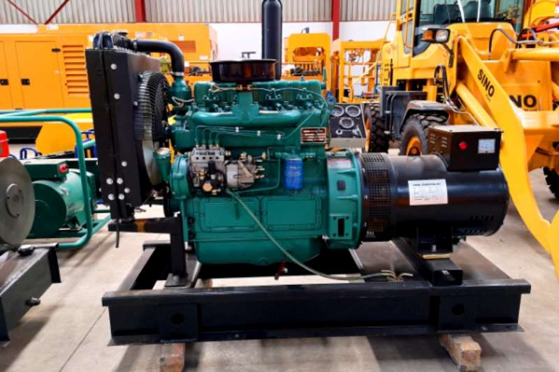 2020 Sino Plant  40 KVA Generator 220V Diesel Open Set