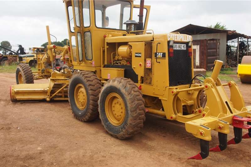 Caterpillar  Cat 140g 1500