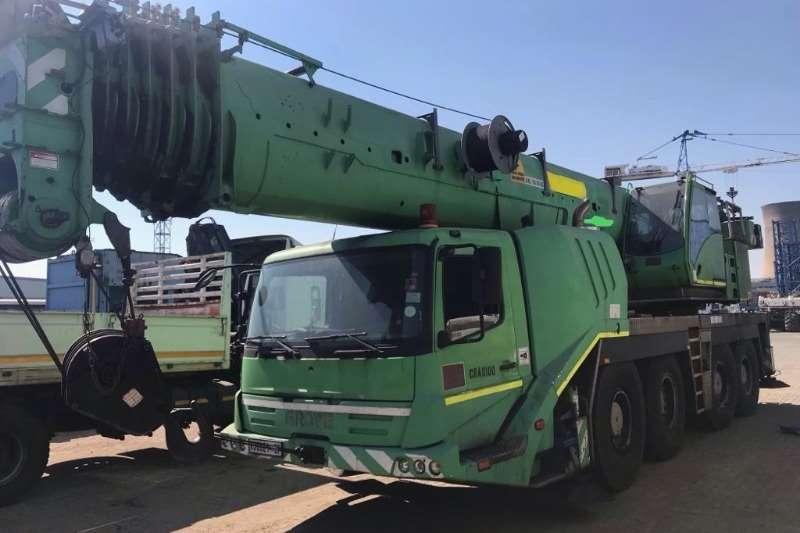 Grove Cranes 100 ton 2008