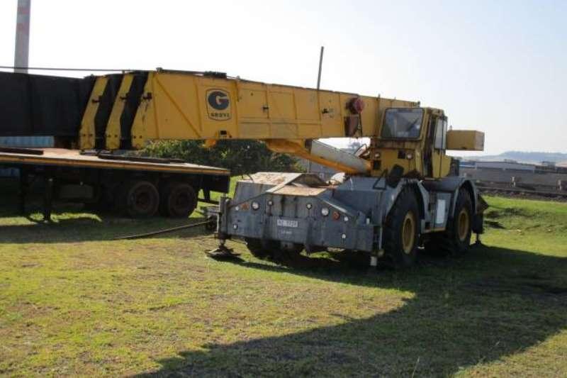 Grove Cranes Mobile Grove 50 ton SWL Mobile Crane