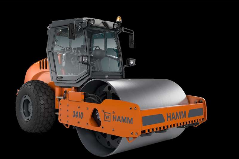 Hamm 3410 Classic Compactor