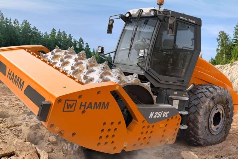 Hamm 3625 VC Compactor