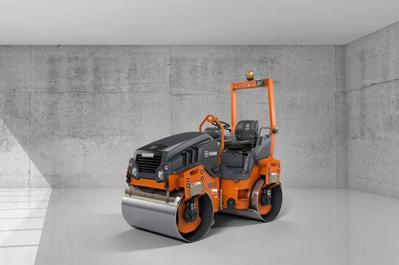 Hamm Compactor HD 12 VV 2020