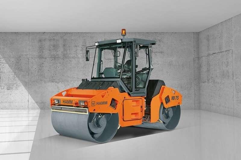 Hamm Compactor HD 75 VV 2020
