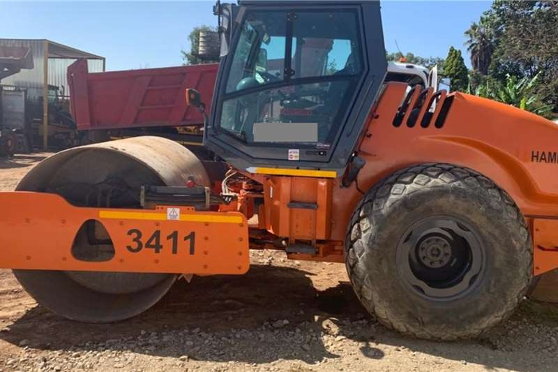Hamm Roller 3411 (12t) (Viewing by appointment only) 2007