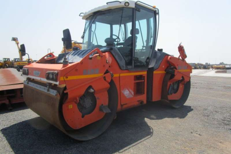 Hamm Roller HD140 Double Drum 2010