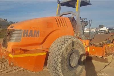 Hamm Vibratory roller Hamm 3520 Rollers
