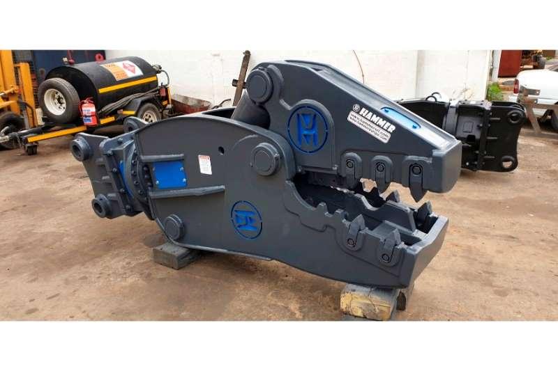 Hammer Srl Attachments Concrete pulverizer 2018