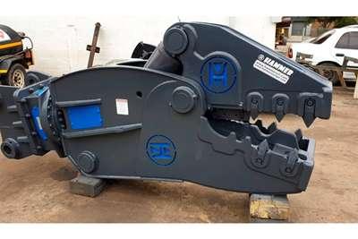 Hammer Srl CONCRETE PULVERIZER FOR 20   30 TON EXCAVATOR Attachments