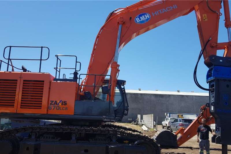 Hammer Srl FX 7000 MANUFACTURED IN ITALY Attachments
