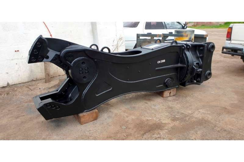 Hammer Srl Attachments METAL SHEAR 30 TON 2018