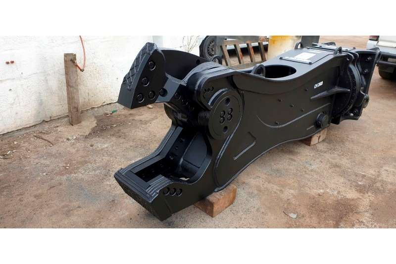 Hammer Srl Attachments METAL SHEAR 30 TON EXCAVATOR 2018
