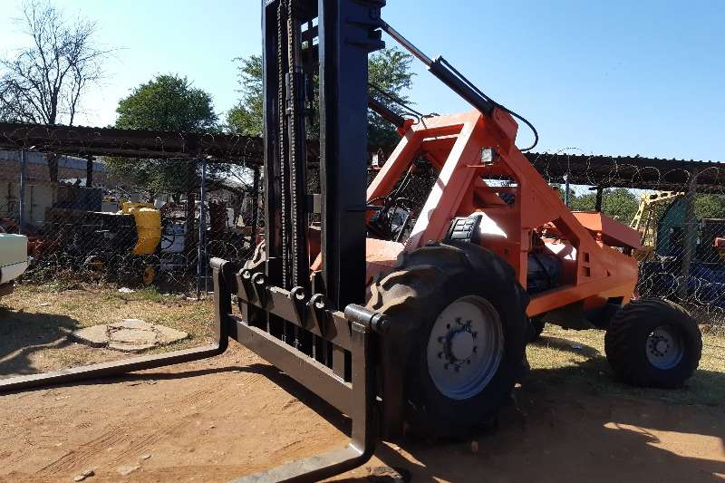 HERACLES Forklifts 4cyl Deutz Forklift