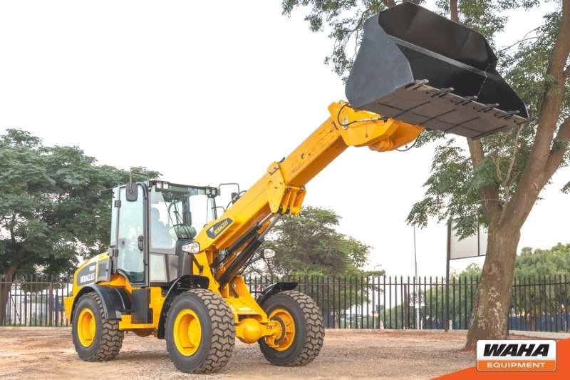 HERACLES 2 Ton / 4.5m Reach Telescopic loaders