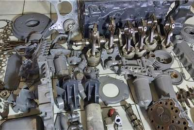 Hino Hino EM100 Engine For Spares Cranes