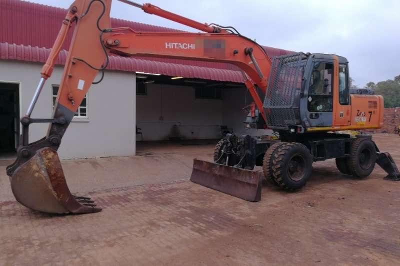 Hitachi Excavators 160W 2006