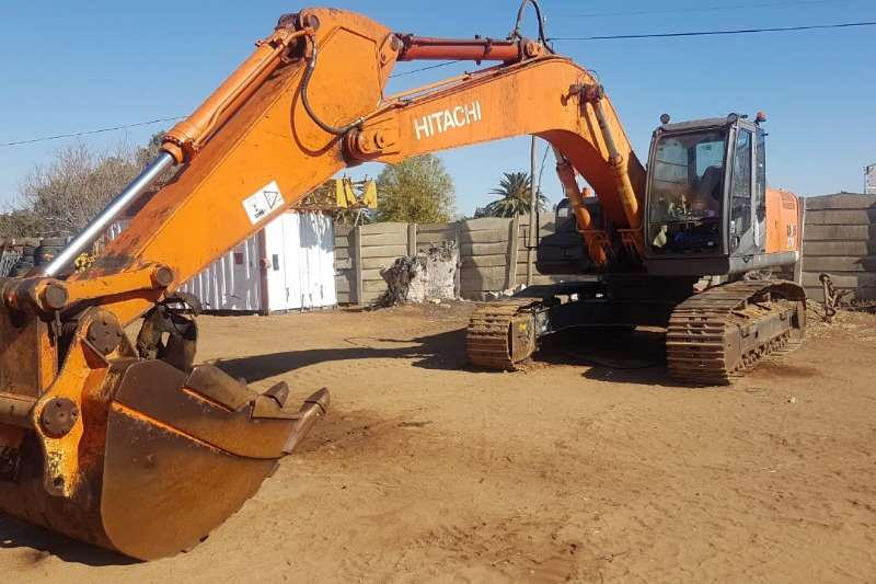 Hitachi Excavators 270 3 2007