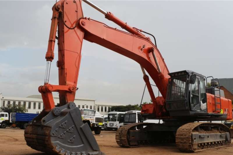 Hitachi Excavators 470LCR 3 Excavator 2010