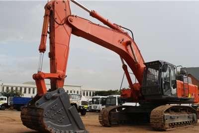 Hitachi Excavators 470LCR-3 Excavator 2010