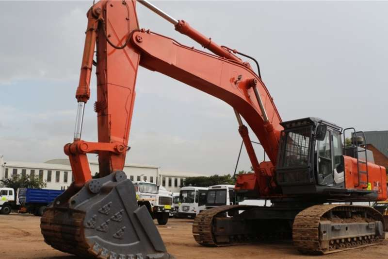 Hitachi Excavators 470LCR  5 G Excavator 2016