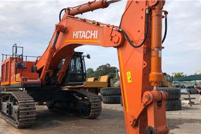 Hitachi 870LCR 3 80 TON Excavators