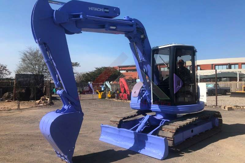 Hitachi Excavators EX75UR
