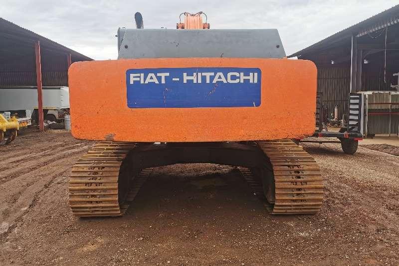 Hitachi FH220LC Excavators