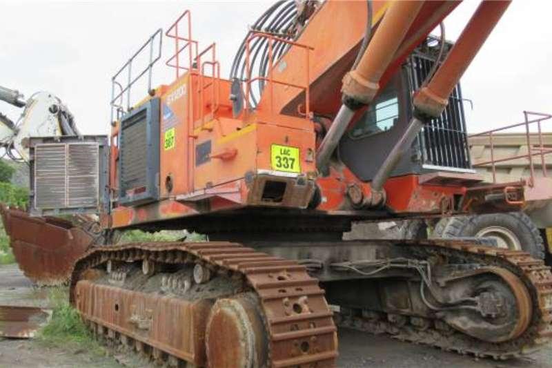 Hitachi Hitachi EX1200 5 Super Excavator Excavators