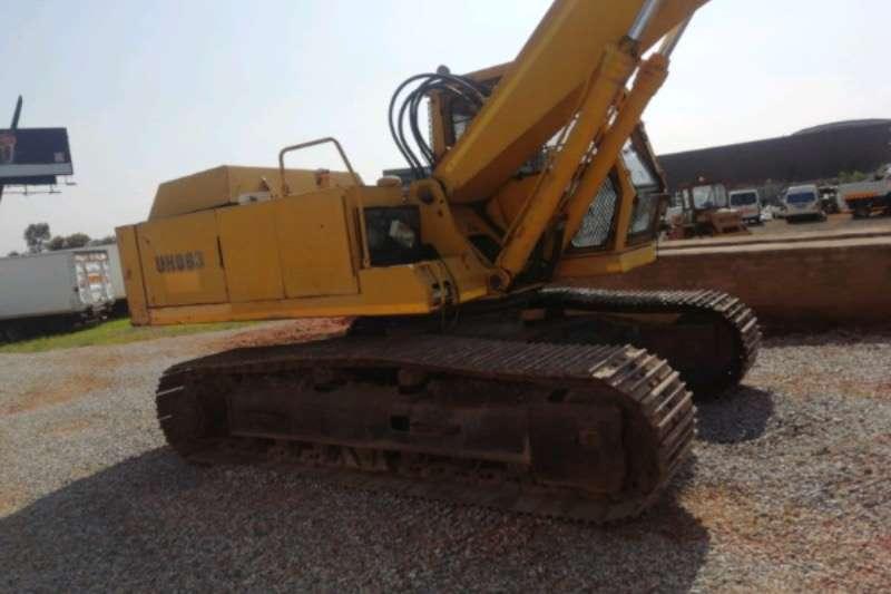 Hitachi HITACHI SP 1589 EXCAVATOR R229000 Excavators