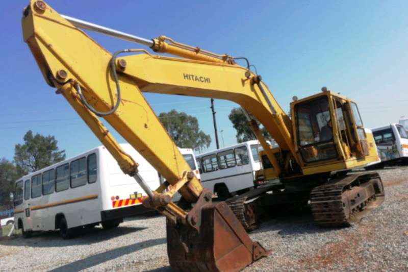 Hitachi Excavators HITACHI SP 1589 EXCAVATOR R259000 1982