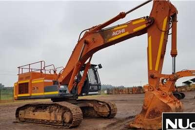 Hitachi HITACHI ZAXIS 470LCR 3 EXCAVATOR Excavators