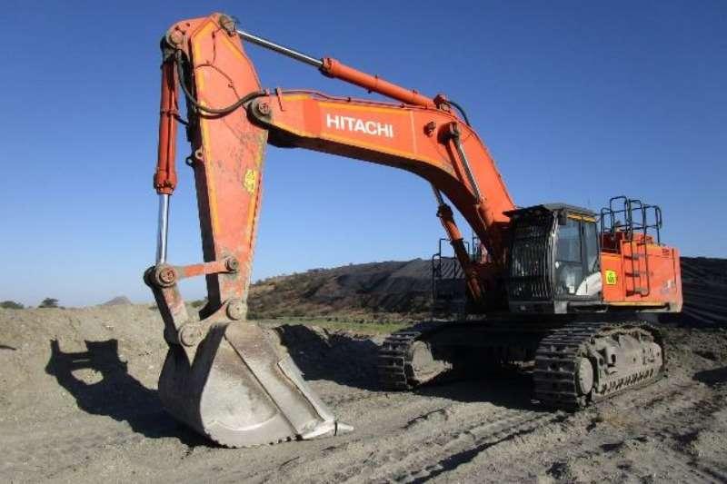 Hitachi Excavators Hitachi Zaxis 670 LCR 5G Excavator 2016