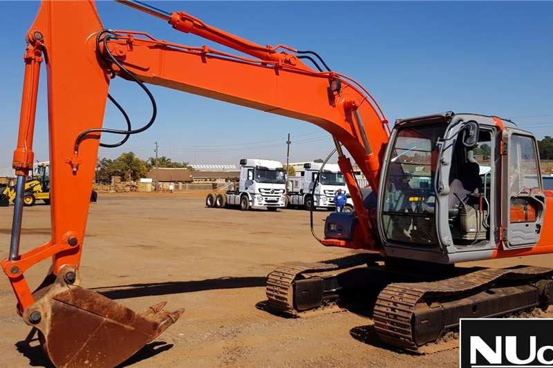 Hitachi Excavators HITACHI ZAXIS ZX120 EXCAVATOR