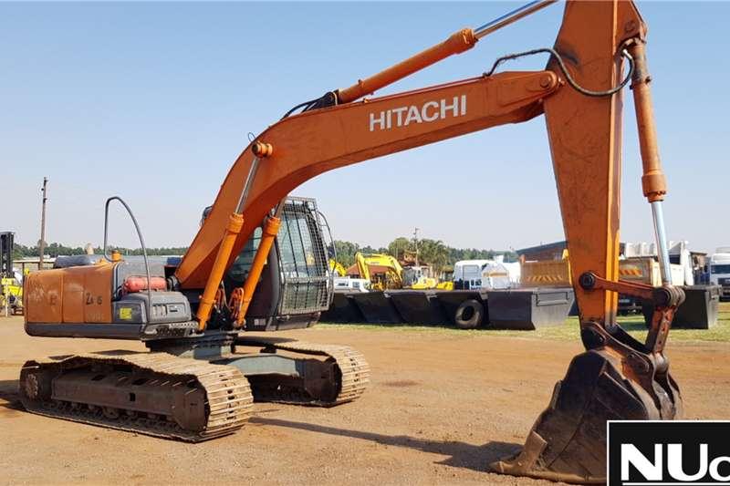 Hitachi Excavators Hitachi Zaxis ZX200-3G Excavator 2012