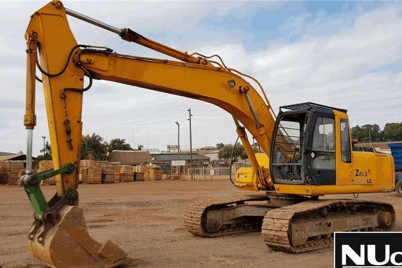 Hitachi Excavators HITACHI ZAXIS ZX200LC EXCAVATOR