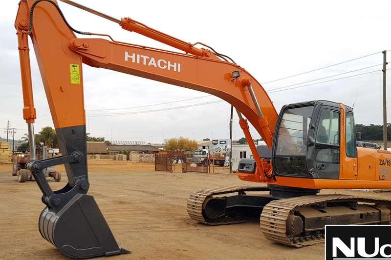 Hitachi Excavators HITACHI ZAXIS ZX200LCR EXCAVATOR
