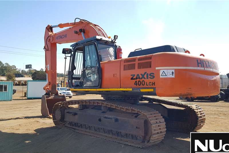 Hitachi HITACHI ZAXIS ZX400LCH 3 EXCAVATOR Excavators